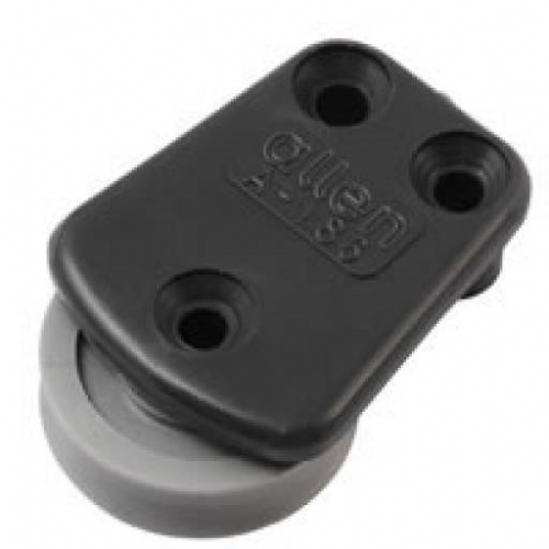 Marine Plain Bearing Nylon 27mm Cheek Block
